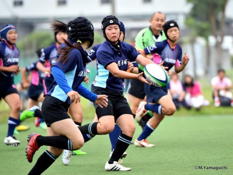 第3回 関西女子中学生ラグビーフ...