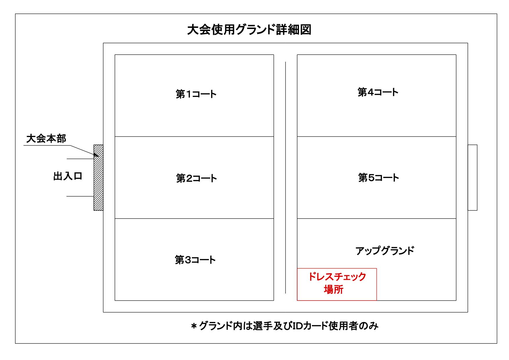 Jグリーン堺グランド見取り図2