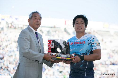 MOMヤマハ大田尾選手