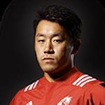 徳田健太選手